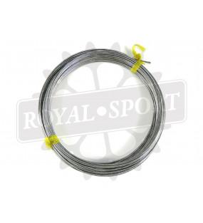 Bobine câble 18/10 acier...