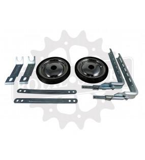 Stabilisateur roue acier
