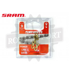 Attache rapide 9 vitesses SRAM