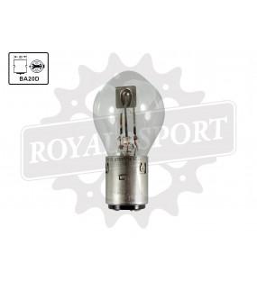 Ampoule 6v 25/25w BA20D
