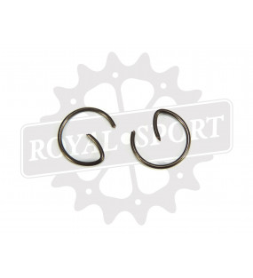 "Circlips d'axe piston en ""G"""
