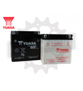 Batterie Moto YUASA - YB7-A