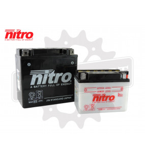 Batterie Moto NITRO - YB30CL-B WA