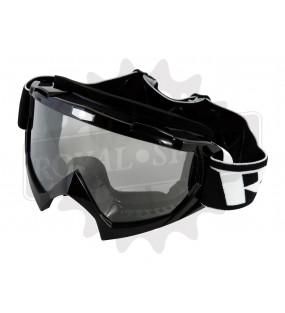 Lunettes moto cross noire