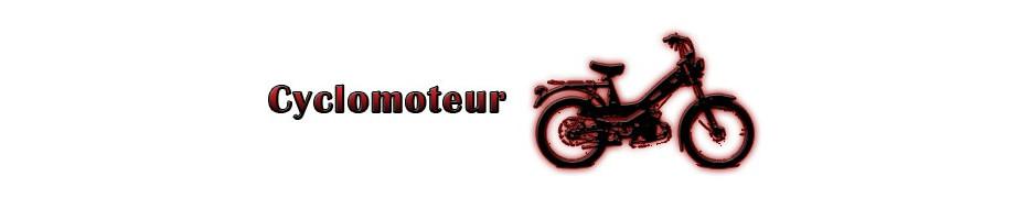 Cyclomoteur et pièce de qualité accessoire et pièce détaché